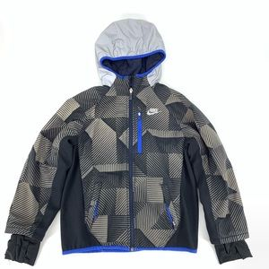 Nike 679830 Ultimate Reflective Hooded Jacket